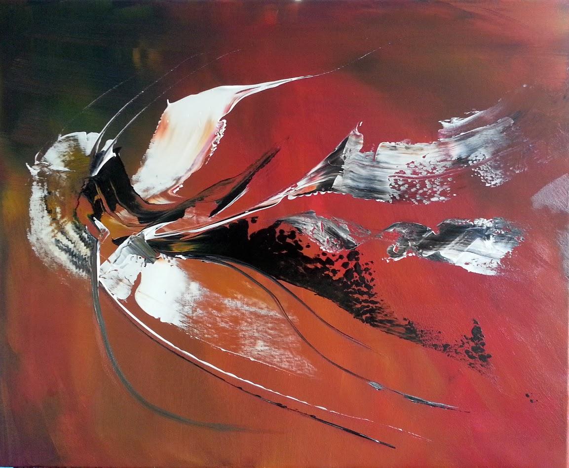 tableau de gauchepatte intitulé oiseau des montagnes