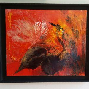 tableau de gauchepatte intitulé guyana
