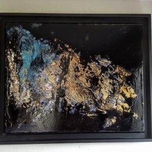 tableau de gauchepatte intitulé minéral
