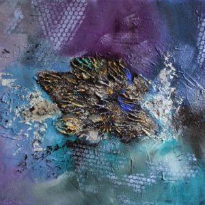tableau de gauchepatte intitulé lys des mers