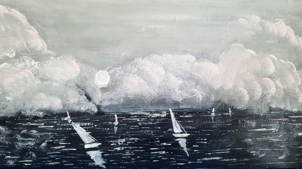 orage en vue