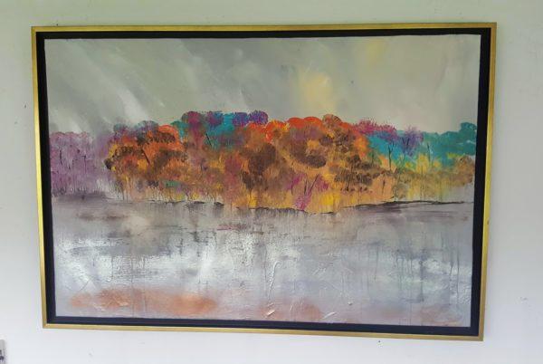 lac argenté
